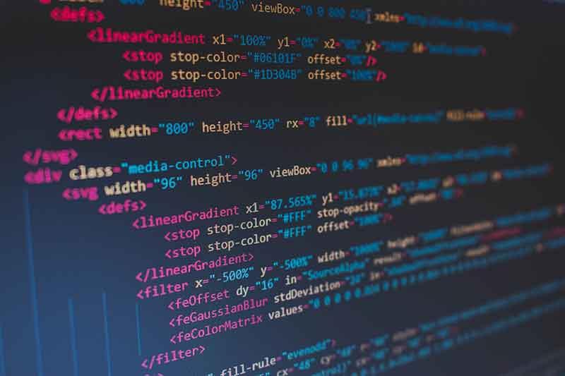 Business software code Jose Mier